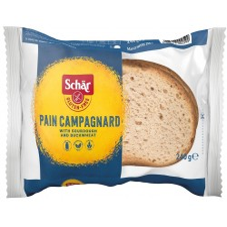 Pain Campagnard - chleb wiejski Bezgl.240g - [Schar]