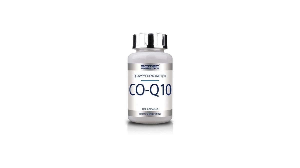 CO-Q10 10mg - 100kaps [Scitec]