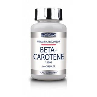 BETA CAROTENE - 90kaps [Scitec]