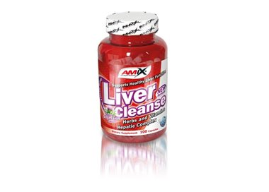 LIVER CLEANSE - 100tabl [Amix]