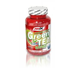 GREEN TEA EXTRACT - 100kaps [Amix]