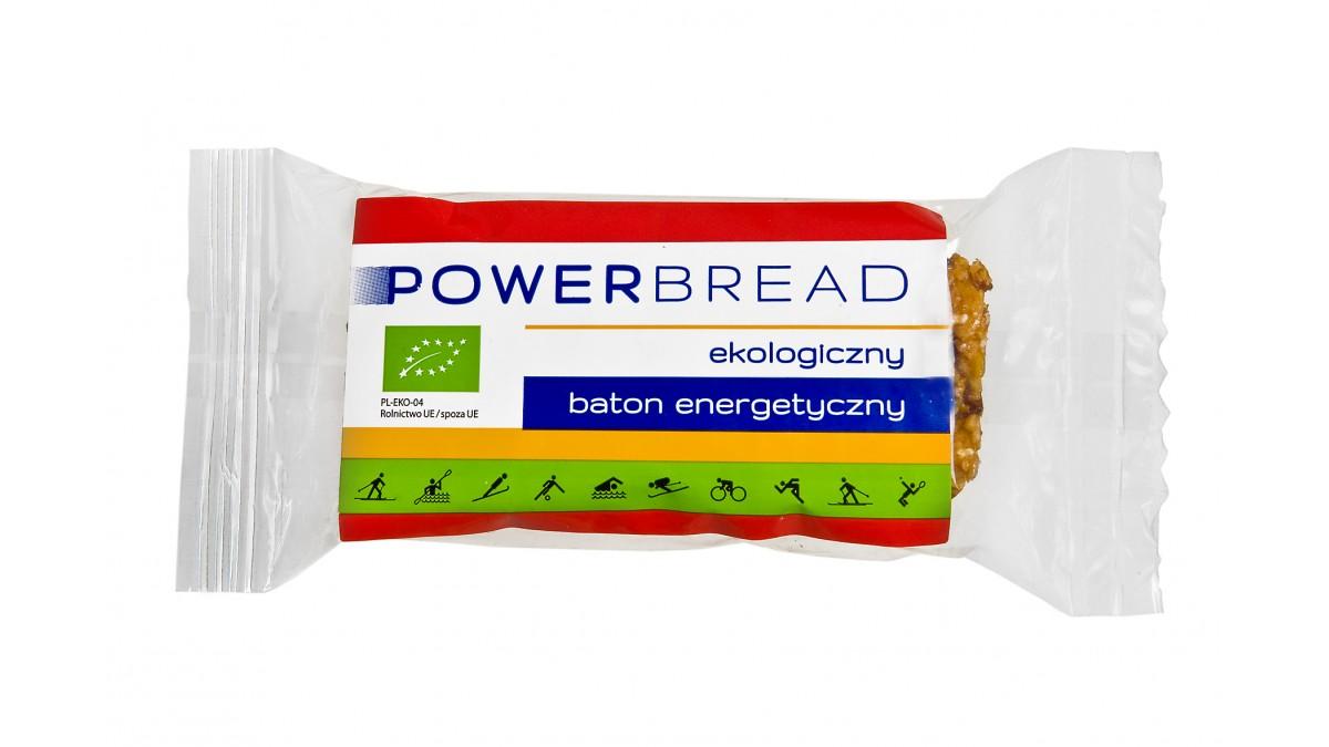 BATON ENERGETYCZNY POWERBREAD BIO - 50g [Ekoprodukt]