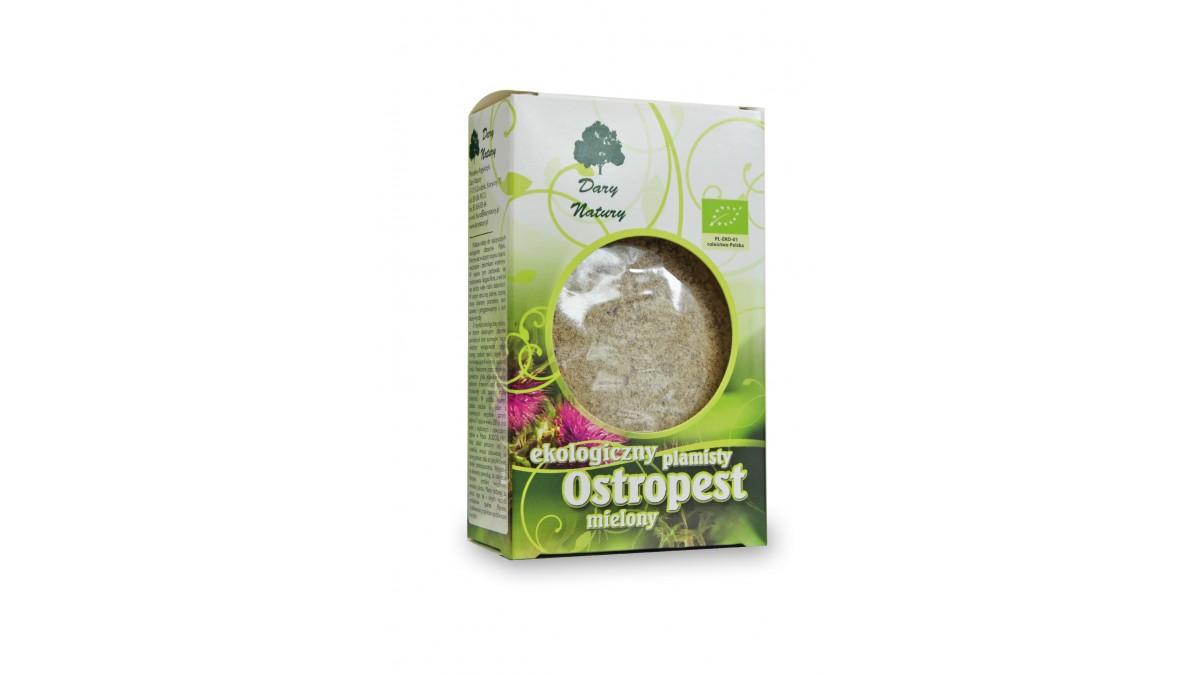 OSTROPEST PLAMISTY MIELONY BIO - 100g [Dary Natury]