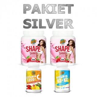 Pakiet SILVER programu Jem i Chudnę. smak: 2x truskawka