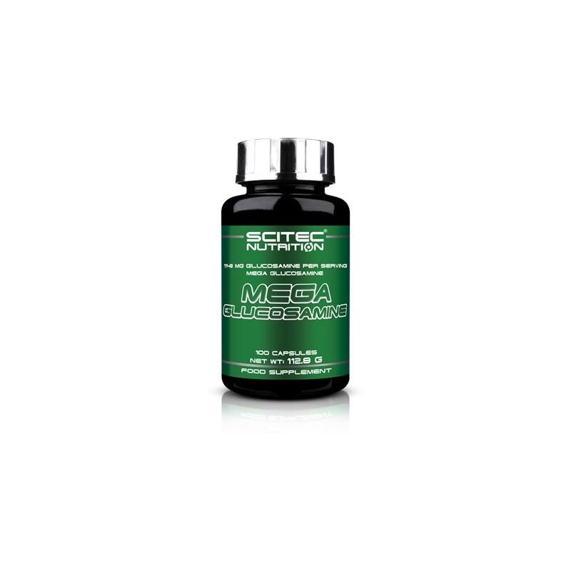 MEGA GLUCOSAMINE - 100kaps [Scitec]