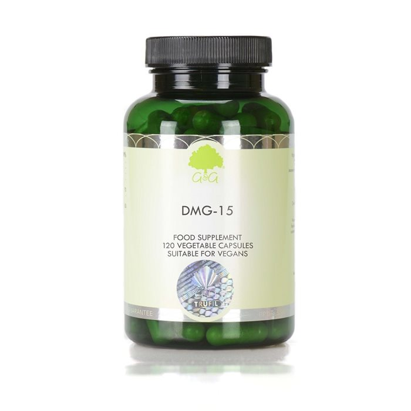DMG-15 (WITAMINA B15) - 120kaps [G&G]