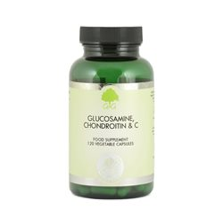 GLUCOSAMINE, CHONDROITIN & C - 120kaps [G&G]