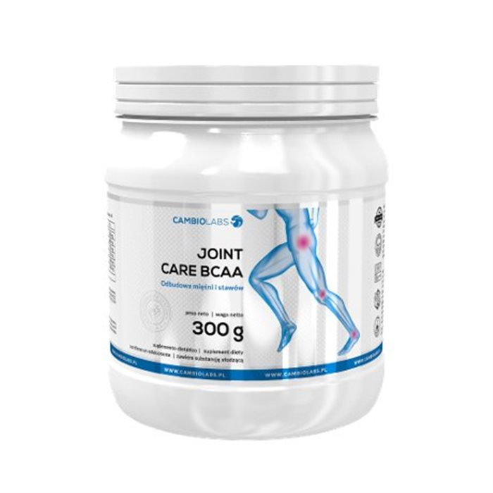 JOINT CARE BCAA - 300g [Cambio Labs]