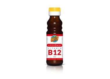 LIPOSOMAL VITAMIN B12 - 100ml [TiB®]