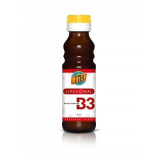 LIPOSOMAL NICOTINAMIDE B3 - 100ml [TiB®]