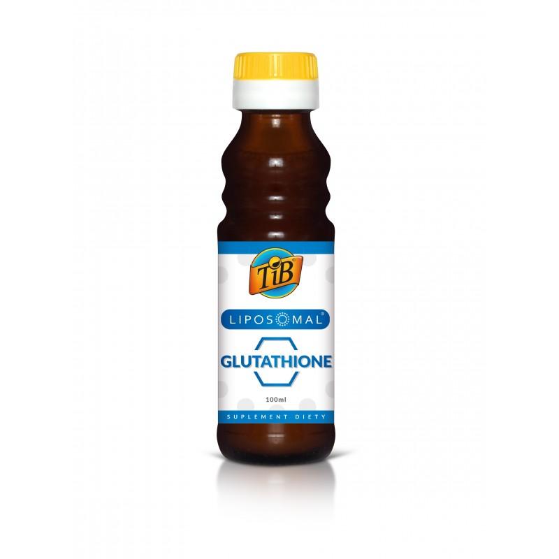 LIPOSOMAL GLUTATHIONE - 100ml [TiB®]