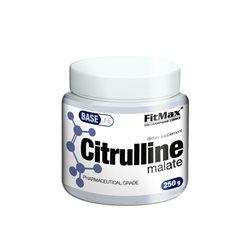BASE CITRULLINE MALATE - 250g [Fitmax]