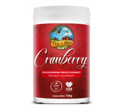CRANBERRY 100% ORGANIC - 150g [This is BIO®]