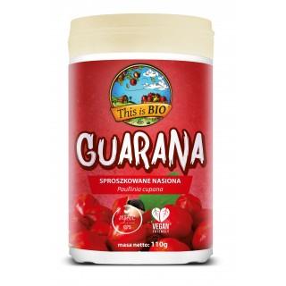 GUARANA 100% ORGANIC - 110g [This is BIO®]