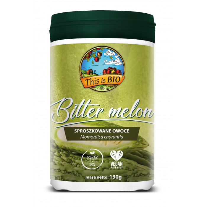 BITTER MELON 100% ORGANIC - 130g [This is BIO®]