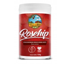 ROSEHIP (DZIKA RÓŻA) 100% ORGANIC - 150g [This is BIO®]
