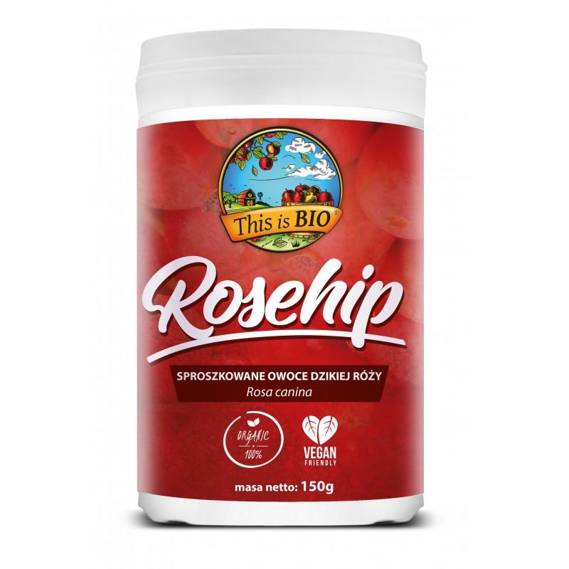 ROSEHIP (DZIKA RÓŻA) 100% ORGANIC - 150g [This is BIO®]
