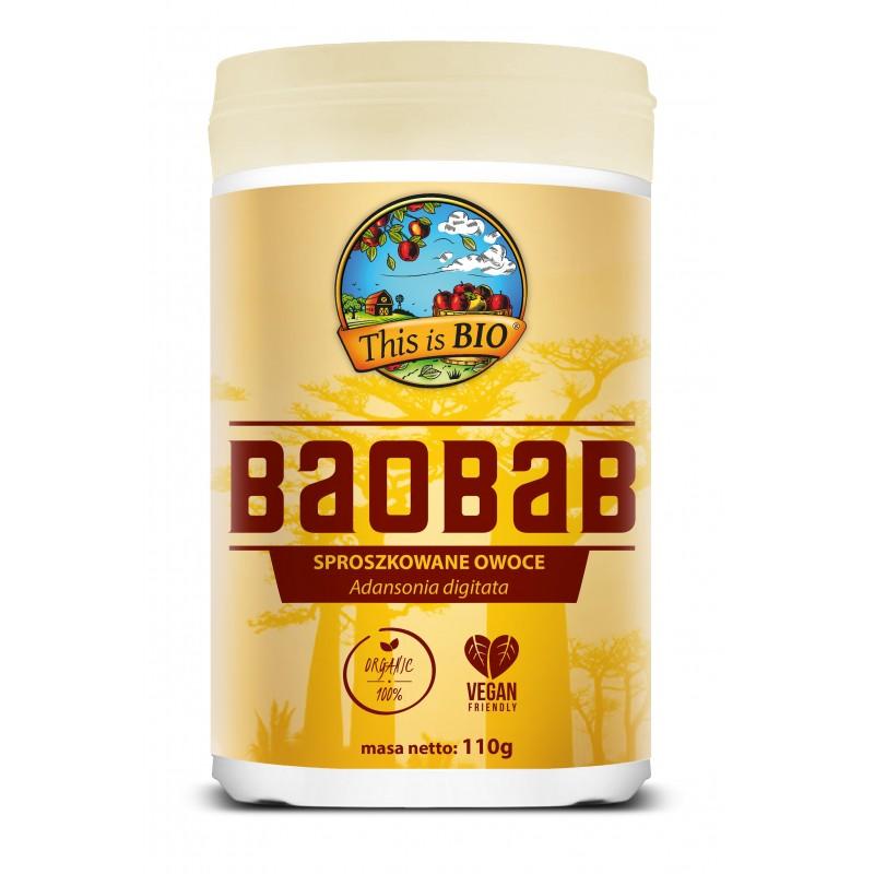 BAOBAB 100% ORGANIC - 110g [This is BIO®]