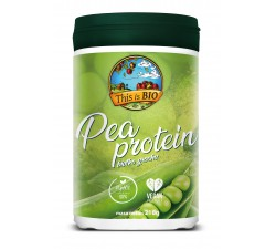 PEA PROTEIN 100% ORGANIC - 210g [This is BIO®]