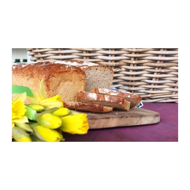 Chleb żytni na zakwasie EKO 600g [This is BIO®]