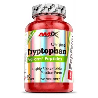 TRYPTOPHAN - 90kaps [Amix]