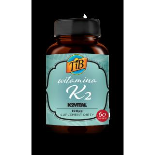 WITAMINA K2 - 60kaps [TiB®]