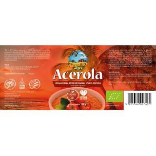 ACEROLA 100% ORGANIC - 110g [This is BIO®]