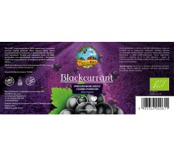 BLACKCURRANT 100% ORGANIC - 110g [This is BIO®]