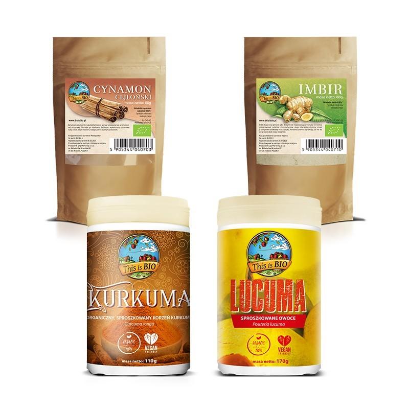 Pakiet Herbata 60 Gold