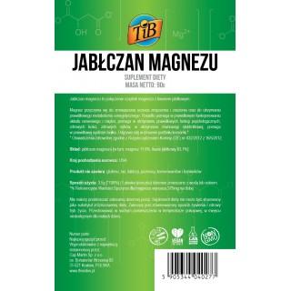 JABŁCZAN MAGNEZU - 90g [TiB®]