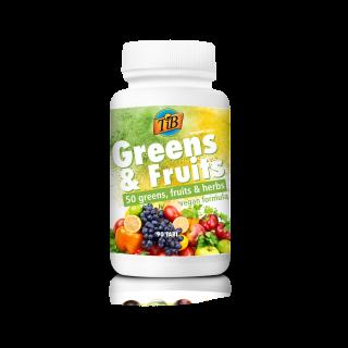 GREENS & FRUITS - 90tabl [TiB®]