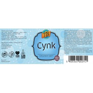 CYNK - 60kaps [TiB®]