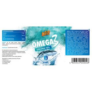 OMEGA-3 - 60kaps [TiB®]