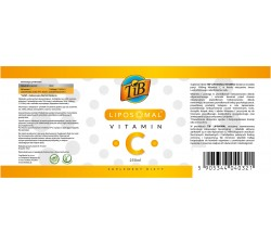 LIPOSOMAL VITAMIN C - 250ml [TiB®]
