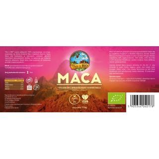 PRZECENA: MACA 100% ORGANIC - 110g [This is BIO®] 22.05.2021