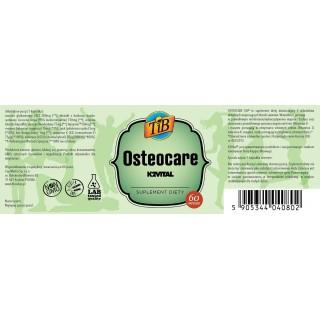 1+1 OSTEOCARE - 60kaps - [TiB®]
