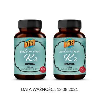 1+1 WITAMINA K2 - 60kaps [TiB®]