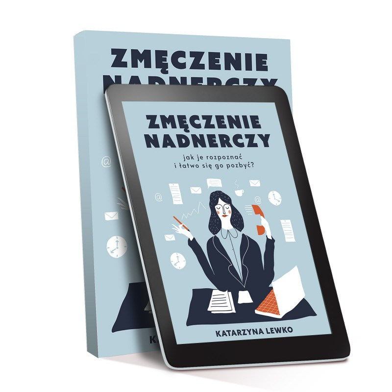 """E-book """"Zmęczenie nadnerczy"""" autorstwa PEPSI ELIOT"""