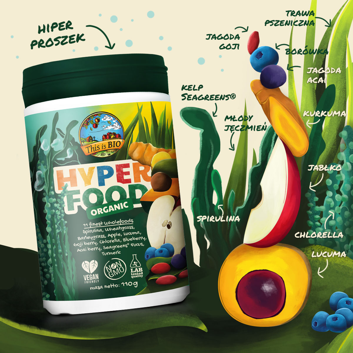 HYPERFOOD This is BIO